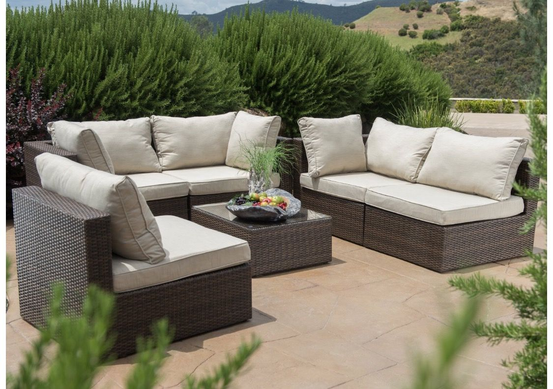 Pin By Micaela Mccleneghan On Ptarmigan Ranch Furniture Rattan Garden Furniture Best Outdoor Furniture Rattan Garden Furniture Sets