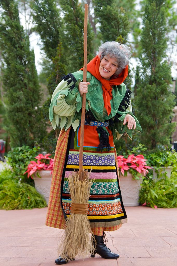 Befana Is An Old Woman Who Delivers Gifts To Children Throughout Italy On Epiphany Eve The Night Of January 5 In A Similar Way Saint Nicholas Or Santa