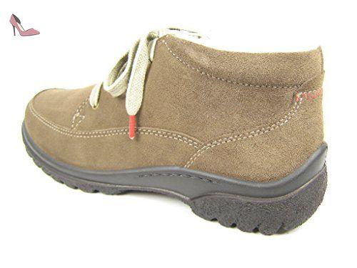 Bottine 41 Cuir Eu Chaussures Gore Femmes Ara Marron 49328 Tex 12 6Z07PHq7