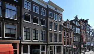 Luxurious Loft Apartment At The Most Trendy Shopping street In Amsterdam!Holiday Rental in Jordaan from @HomeAway UK #holiday #rental #travel #homeaway