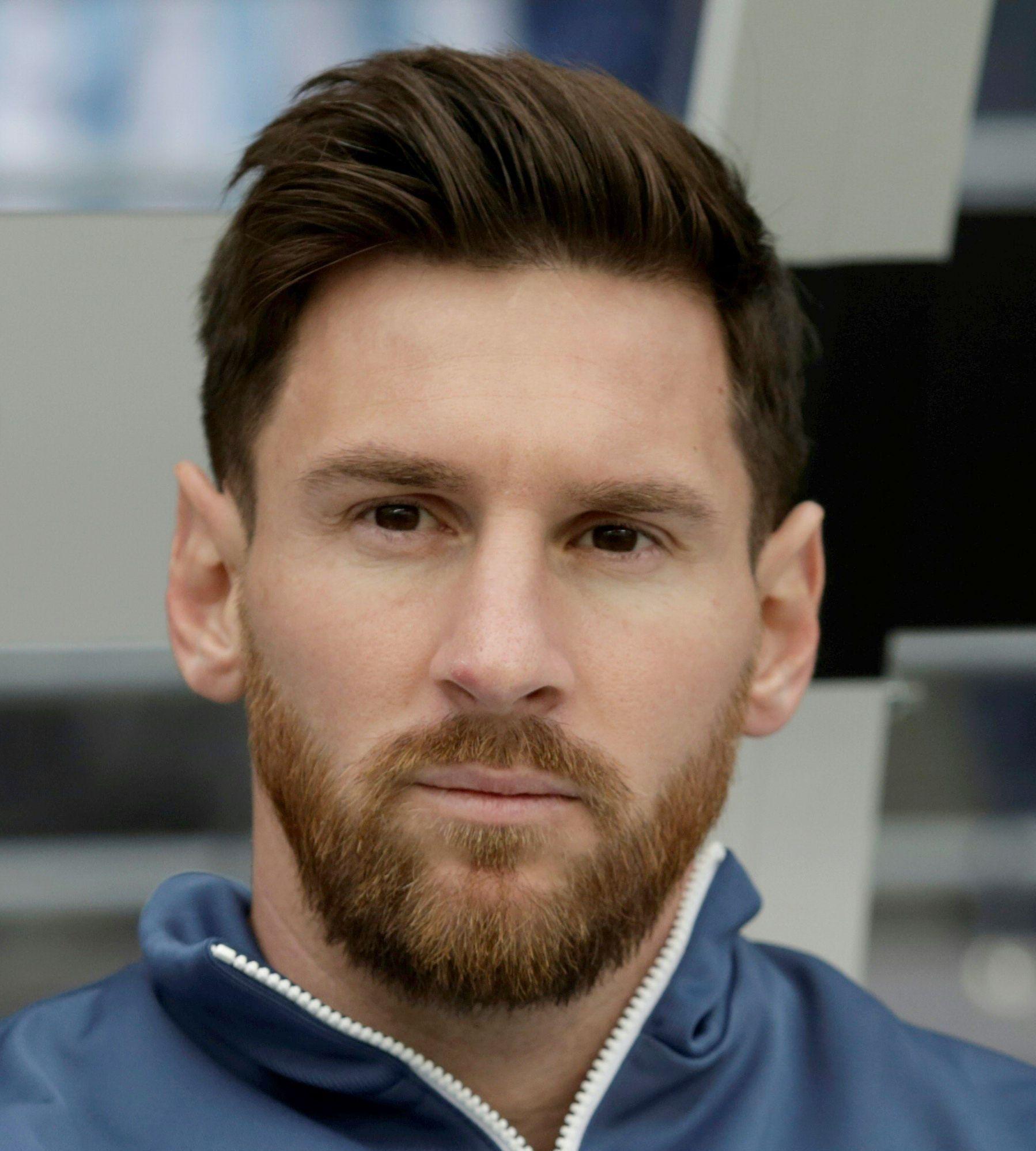 Lionel Messi Haircut Lionel messi Pinterest Messi Lionel