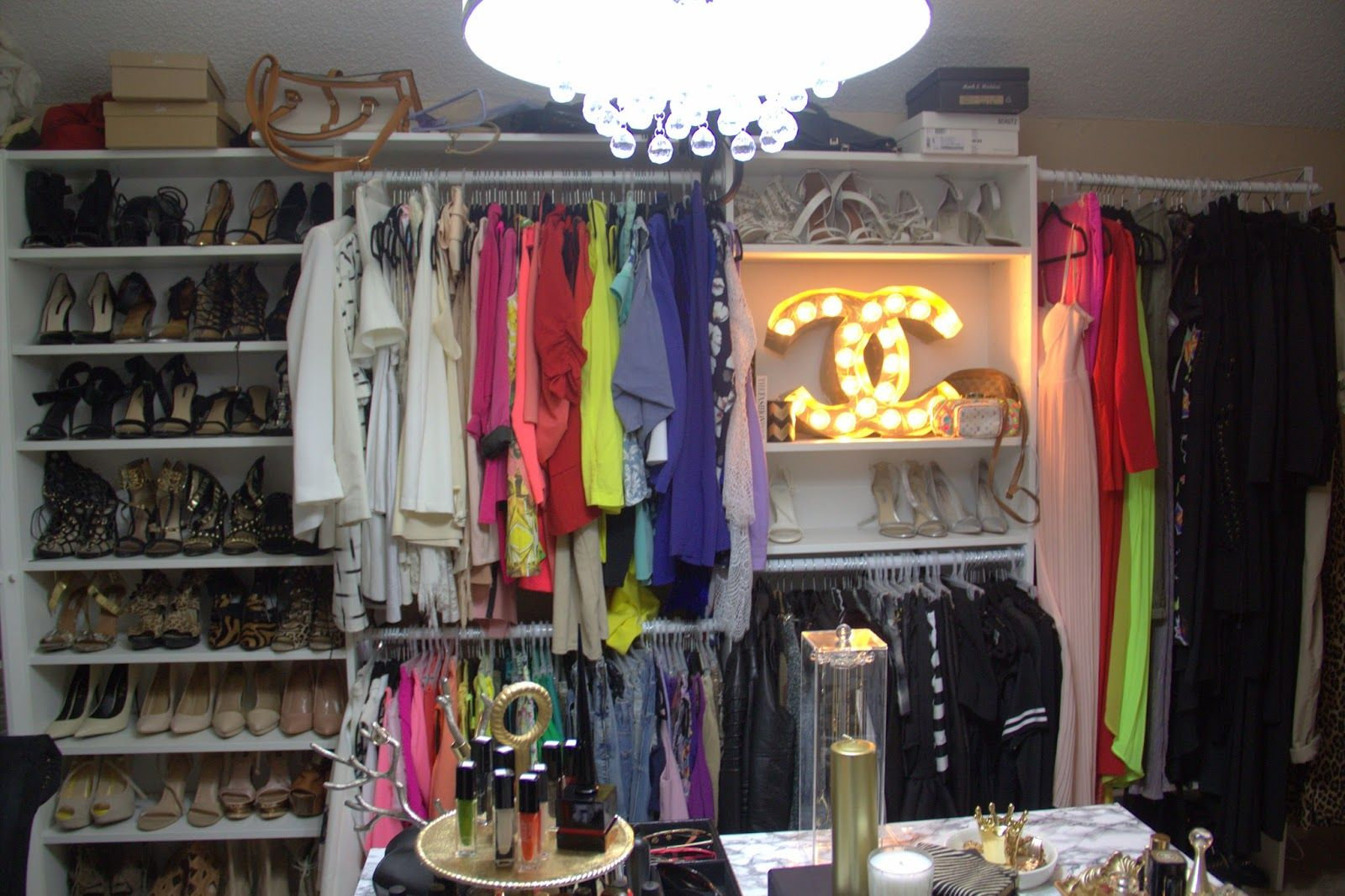 DIY Closet From Spare Room Tutorial
