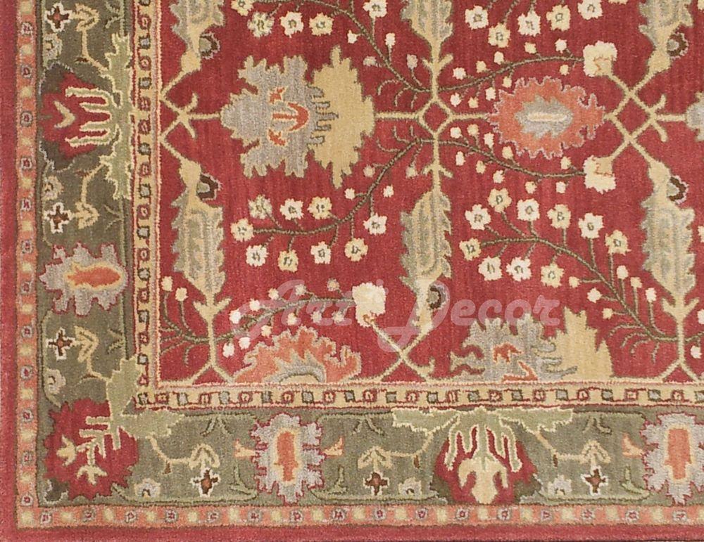 Persian 5X8 Franklin Woolen Area Rugs Carpet