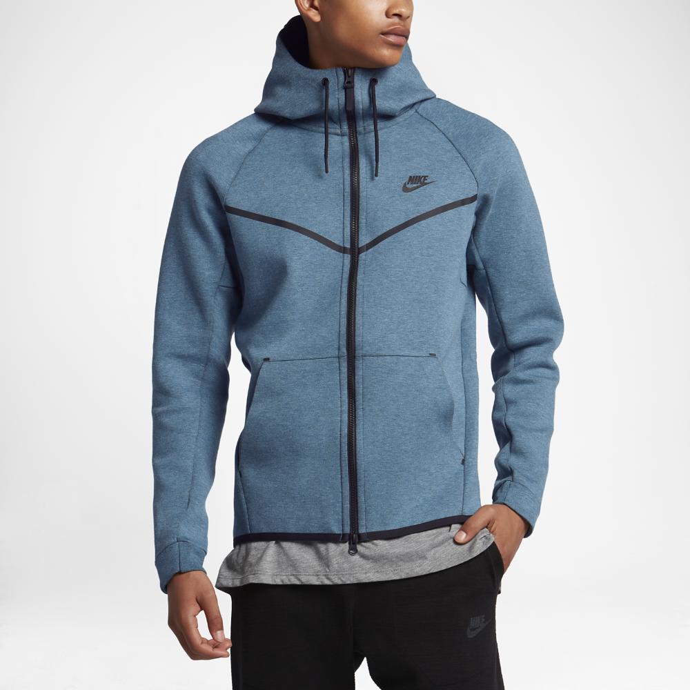 Nike Sportswear Tech Fleece Windrunner Men's Hoodie Size