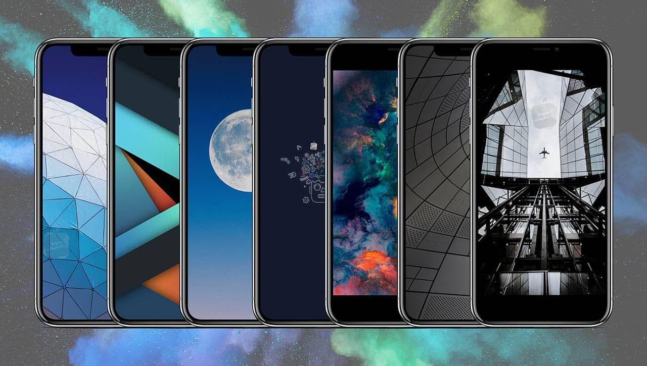 خلفيات ايفون Iphone Homescreen Wallpaper Apple Logo Wallpaper Iphone Iphone Wallpaper Video