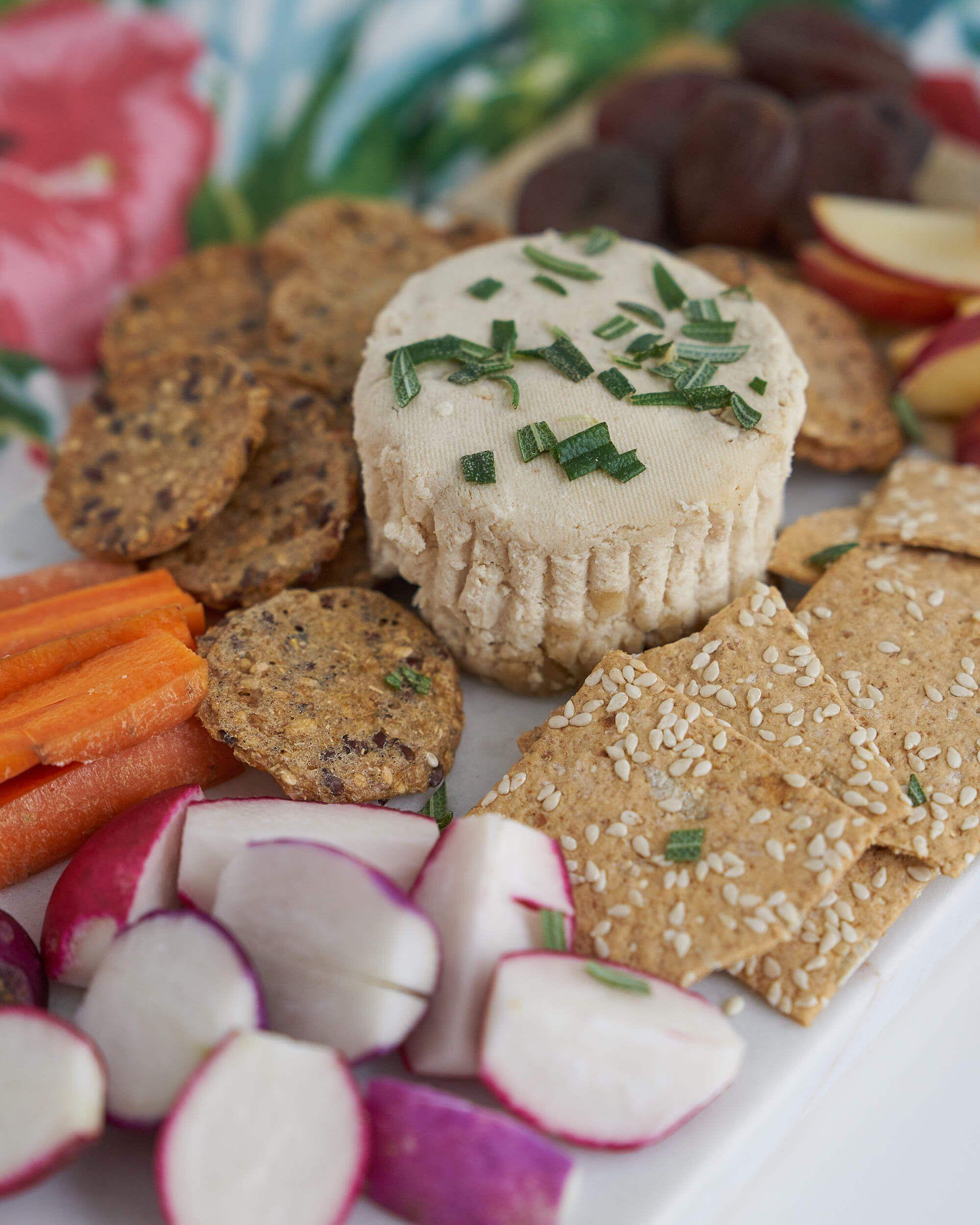 Homemade Creamy Cashew Cheese • Joyous Health