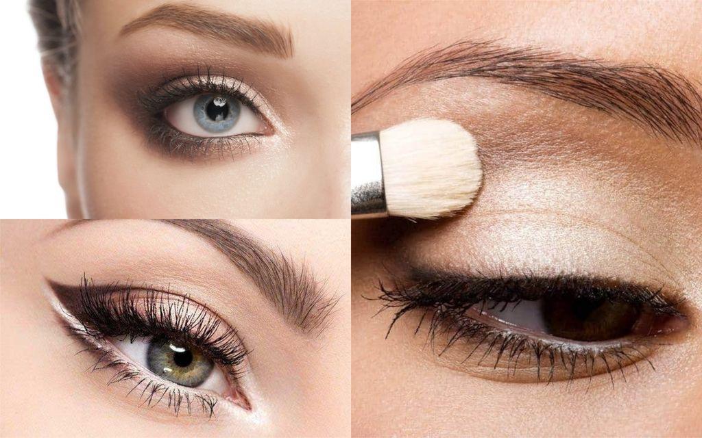Maquillaje de ojos de día ¡Consigue un look natural! (Paso a paso)