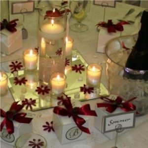 50th Anniversary Party Ideas On A Budget | Ideas For Cheap Wedding  Centerpieces   How To