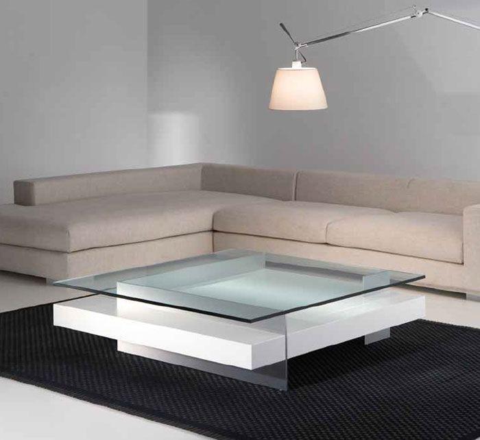 La mesa de centro es un mueble que ocupa un espacio muy especial en