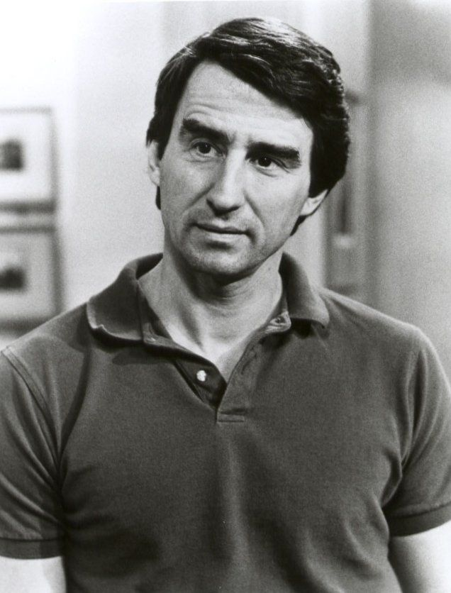 A young Sam Waterston | Sam waterston, Hollywood pictures ...