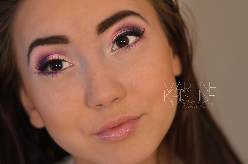 Martine Kristine - Skjønnhetsblogg - Velkommen til min Fargerike hverdag som sminke og skjønnhetsblogg. I bloggen min vil du finne fargerike Makeuper, tips og mye annet.