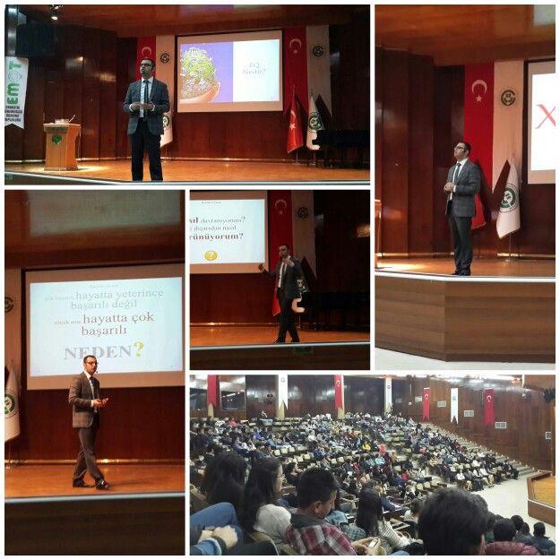 Çukurova Üniversitesi Liderlik ve Duygusal Zaka sunumundan