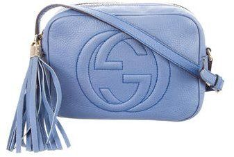 3e7d58485137ec Gucci Soho Disco Crossbody Bag | Luxury By Kabi - Designer Handbags ...