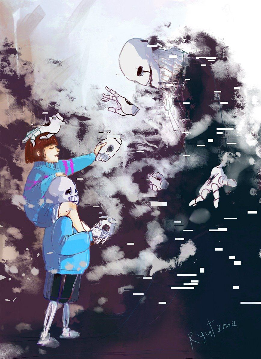 Download Sans Gaster What Hurts The Most Undertale Amv
