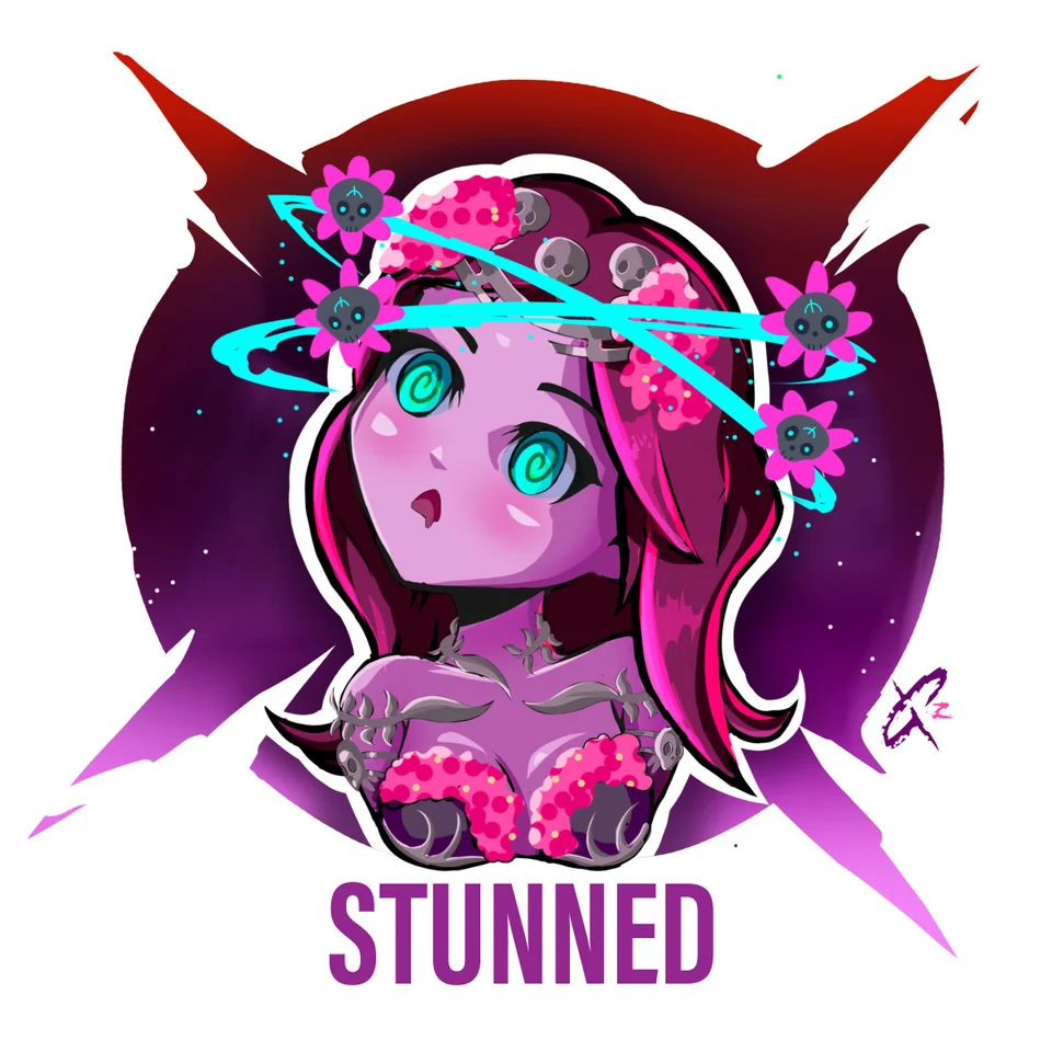 Someome Give Her A Purification Beads A Lil Persephone Doodle I Hope You Like It Smite Persephone Smite Alien Logo