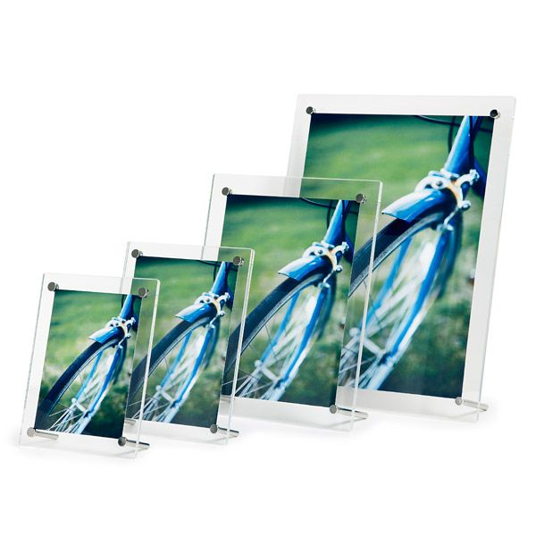 acrylic photo frames - Muji Frames