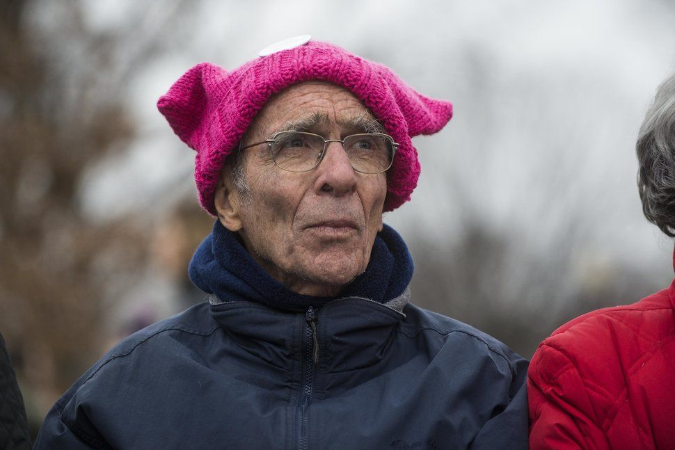 What We Saw At The Women's March On Washington