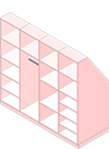 schr nke f r dachschr gen planen wohn t r ume dachschr ge schrank. Black Bedroom Furniture Sets. Home Design Ideas