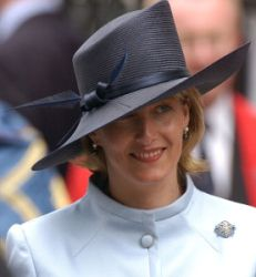 Countess of Wessex, June 2, 2003 in Philip Treacy | Royal Hats
