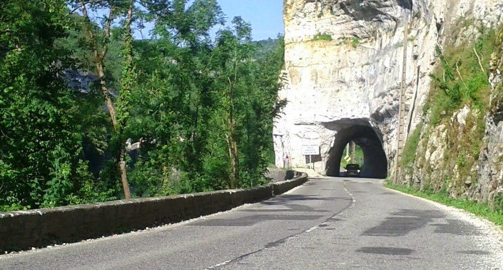 Tunnel de la Balme (Savoie)