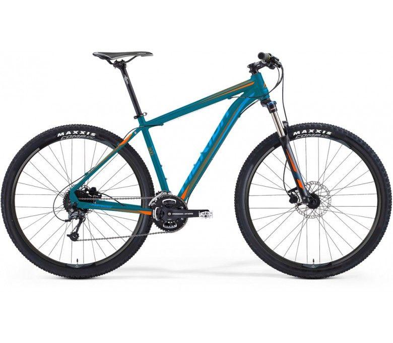Merida Big Nine 300 Mountain Bike Blue 2017 99 Bikes Best Mountain Bikes Mountain Biking Bike
