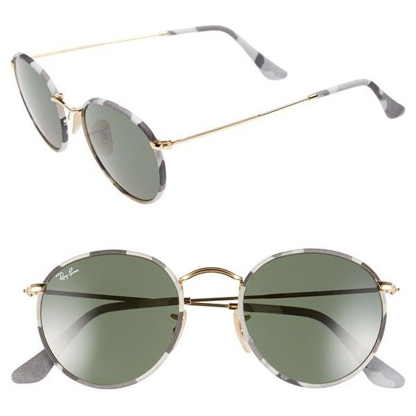 RayBan Roundframe metal optical glasses 175 liked on bb3a5430da