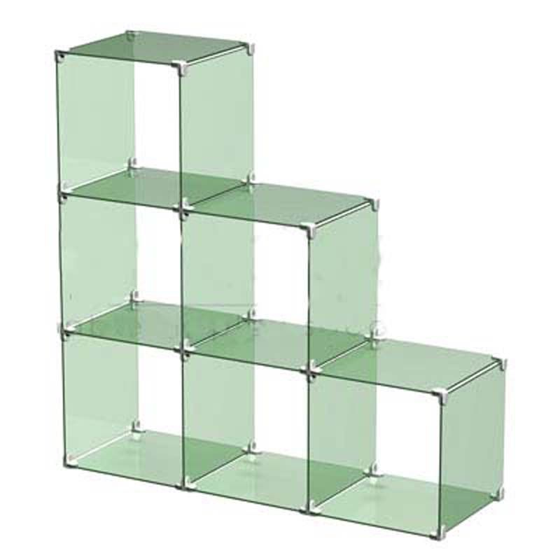 Glass Display Cubes $9.99 City Liquidators