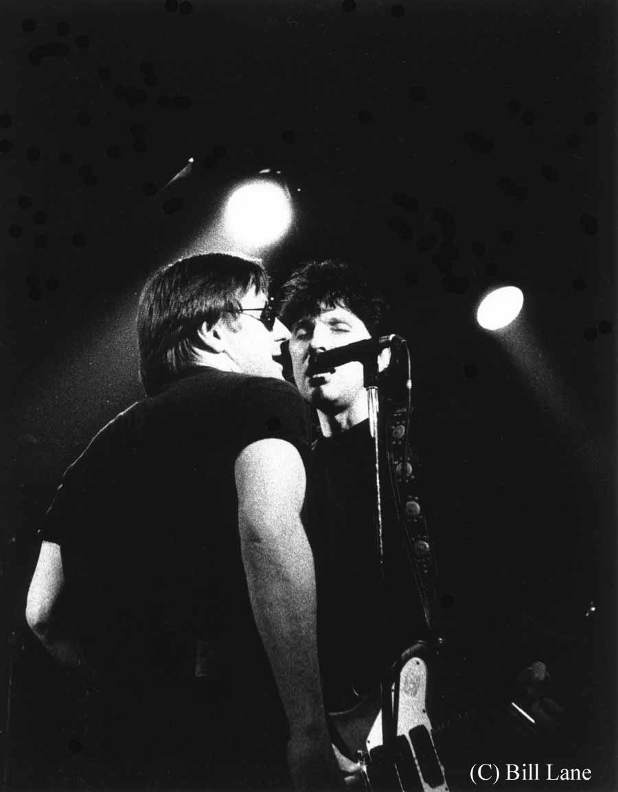 Southside Johnny and Bobby Bandiera:I had the luck to see them both live!Johnny in summer 2001,when he was opening Bon Jovi's Padova concert,and Bobby in Udine and Milan,playin' with my favourite band!You can't get no wrong with Jersey Men!