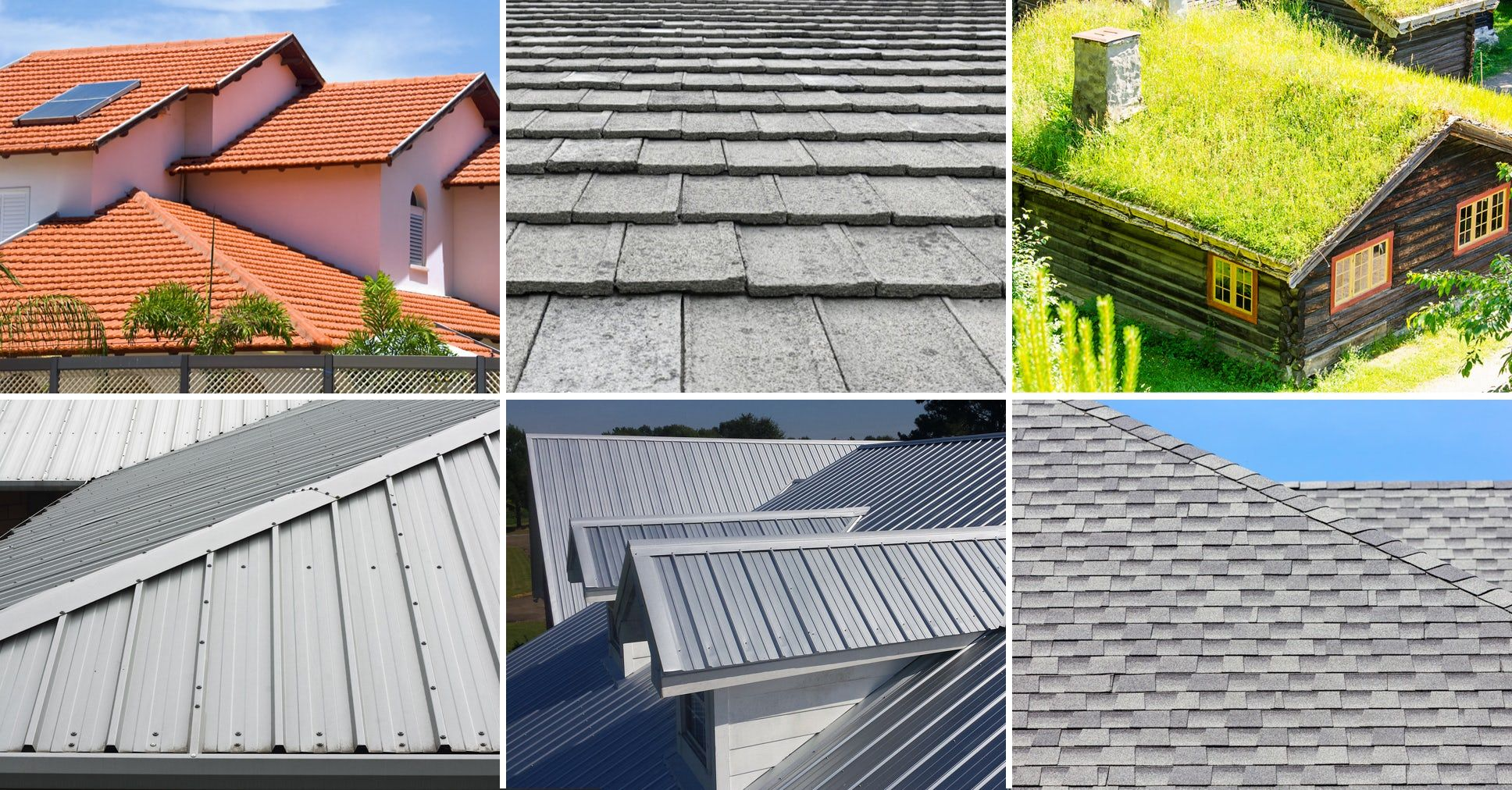 If You Cant Stand The Heat Get A New Roof The 5 Best Roofing Materials For Hot Climates In 2020 Cool Roof Roofing Roofing Materials
