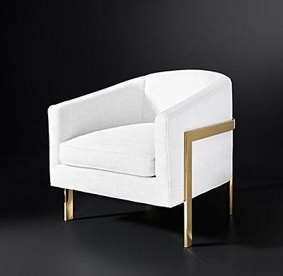 Reginald Fabric Chair