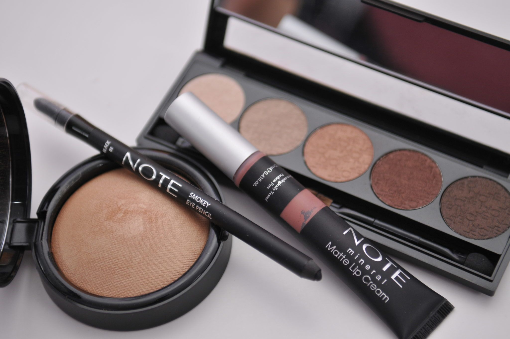 NOTE Cosmetics Review a vegan, crueltyfree and paraben