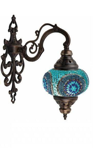 Handmade glass mosaic wall lamp ottoman design turkish chandelier handmade glass mosaic wall lamp ottoman design turkish chandelier mosaic lamp chandelier aloadofball Choice Image