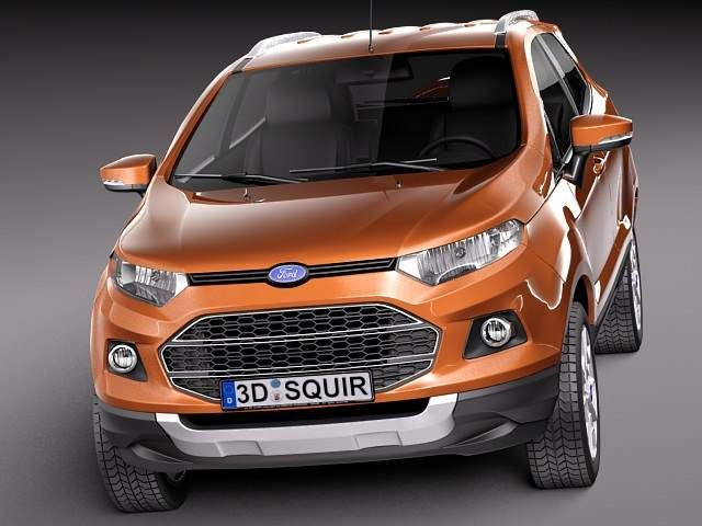 2016 Ford Ecosport Review Price Release Date Specs