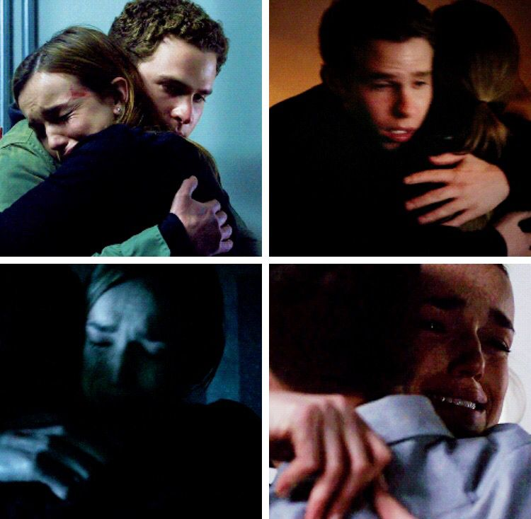 Fitz Is Simmons Comfort Fitz And Simmons Marvel S Agents Of S H I E L D Agents Of Shield