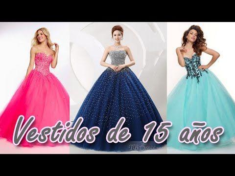f7072819f7 123 Vestidos de 15 Años  Que Te Harán Ser La  ENVIDIA DE LA FIESTA ...