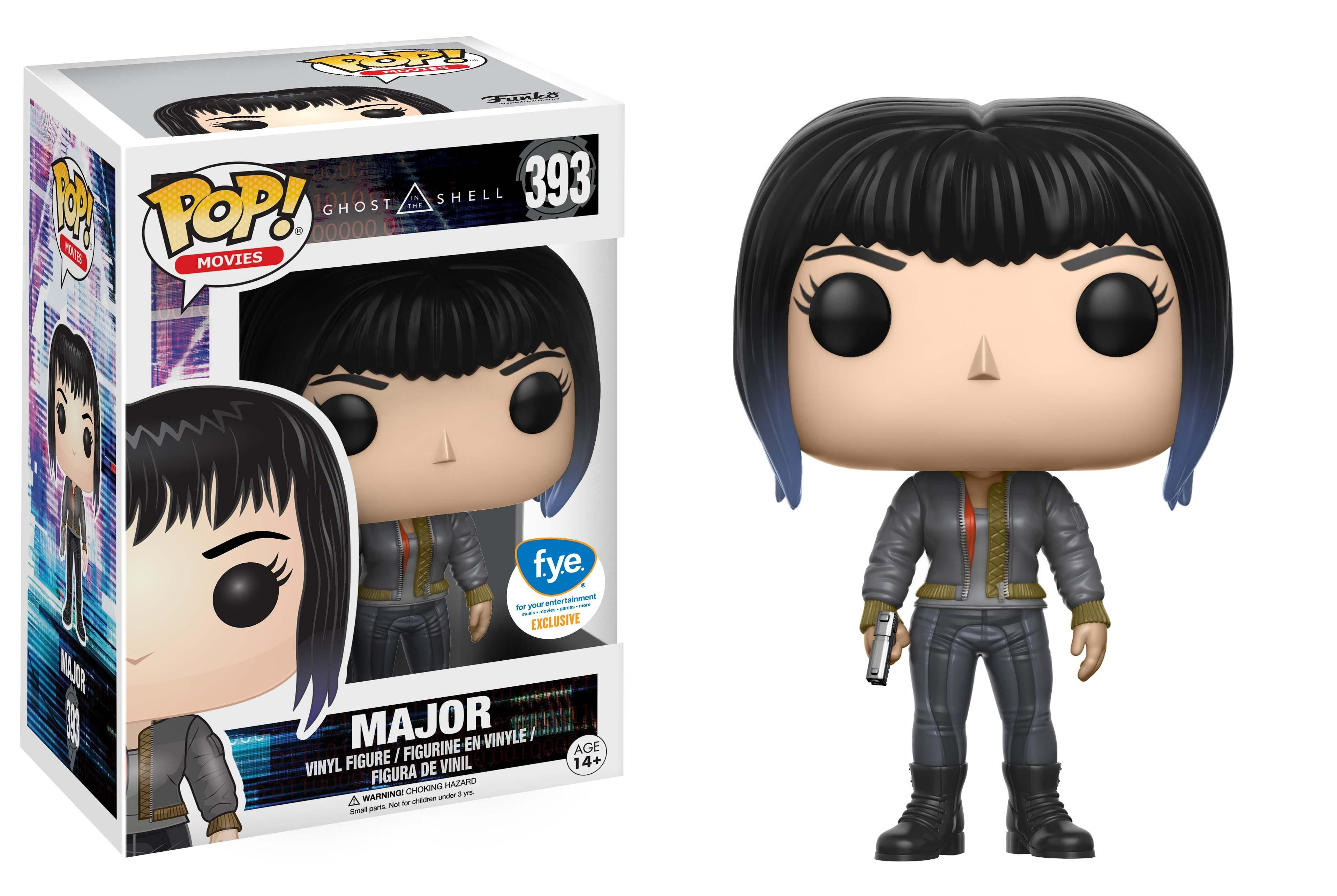 f y e ghost in the shell exclusive ghost in the shell major