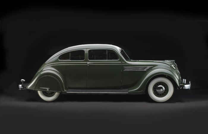 1935 Chrysler Imperial Model C 2 Airflow Coupe Frist Center For