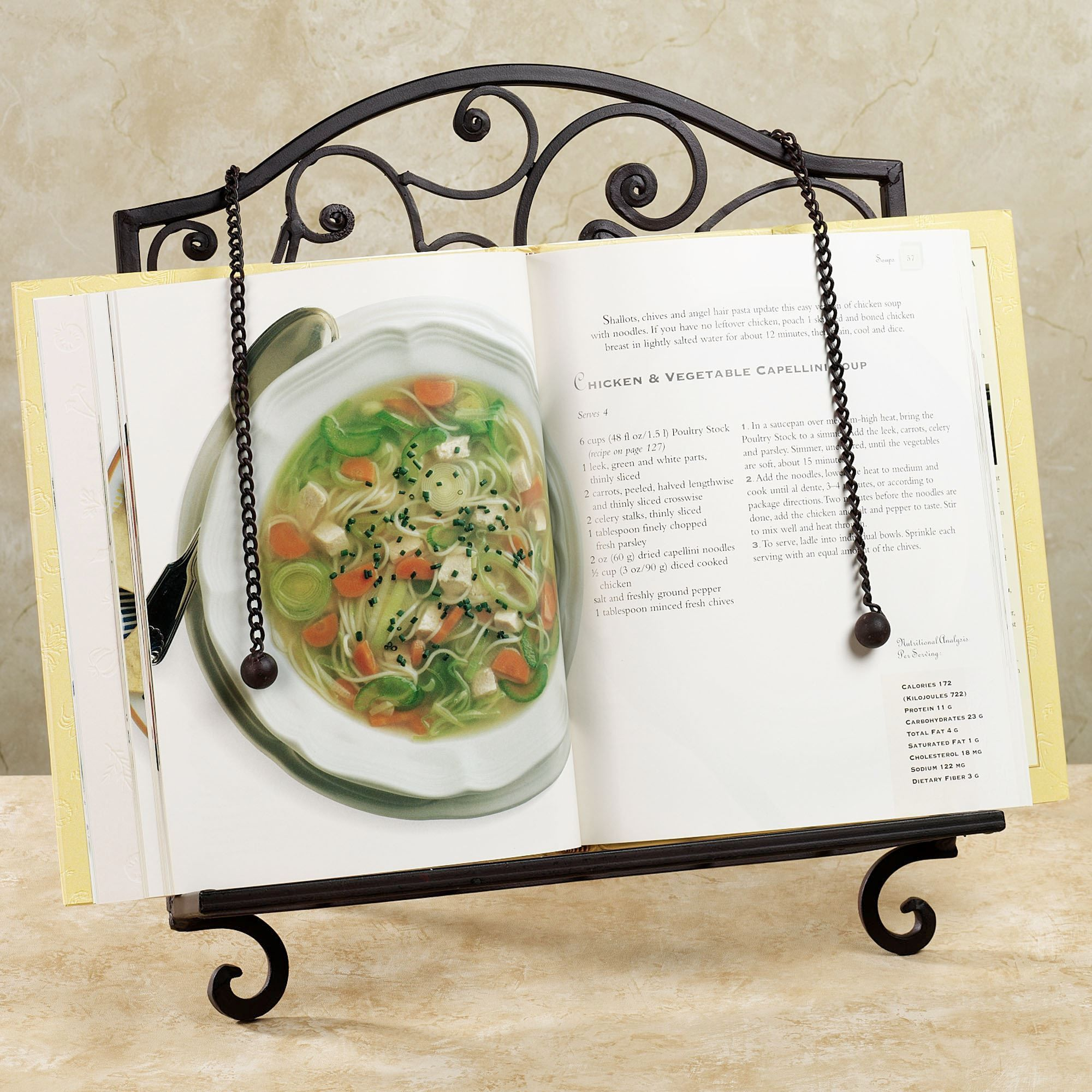 Book Holder For My Recipe Books Cook Book Stand Cookbook Shelf Recipe Book Holders