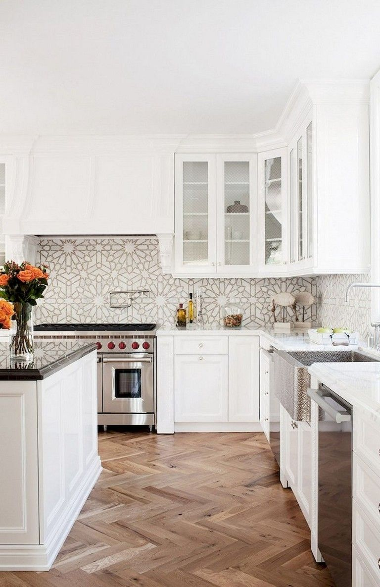 70 Incredible Kitchen Backsplash Decorating Ideas Kitchen Backsplash Designs Kitchen Design Small Spanish Style Kitchen