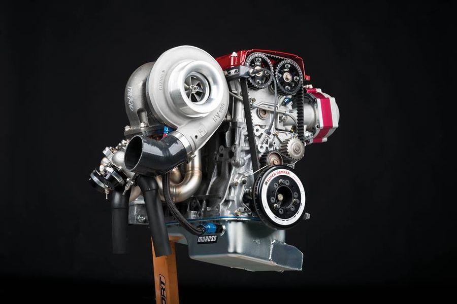 1000hp Honda B-Series