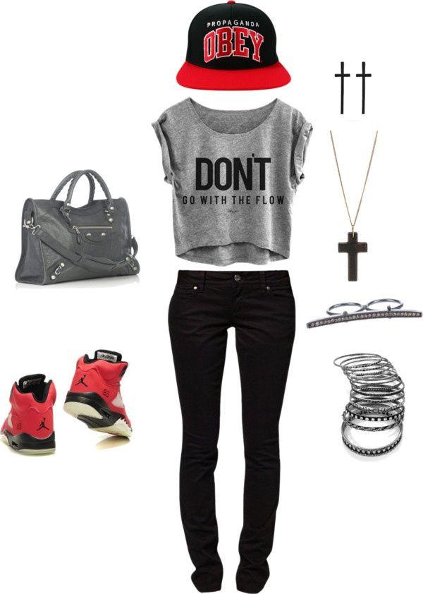 Teenage outfit | clothing | Pinterest | Jordans girls Girl outfits and Air jordan