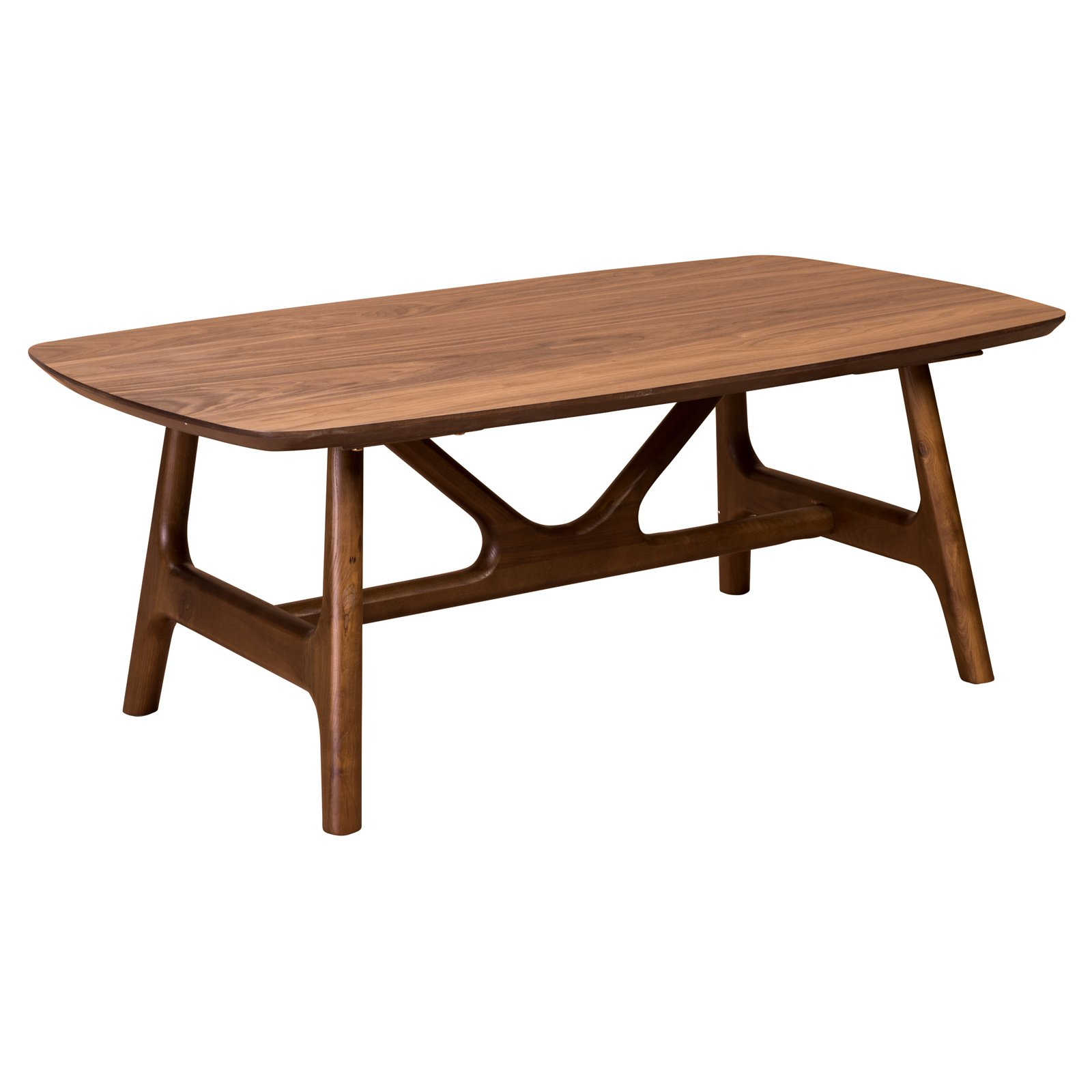 Euro Style Travis Mid Century Coffee Table Mid Century Coffee Table Coffee Table Modern Coffee Tables [ 1600 x 1600 Pixel ]
