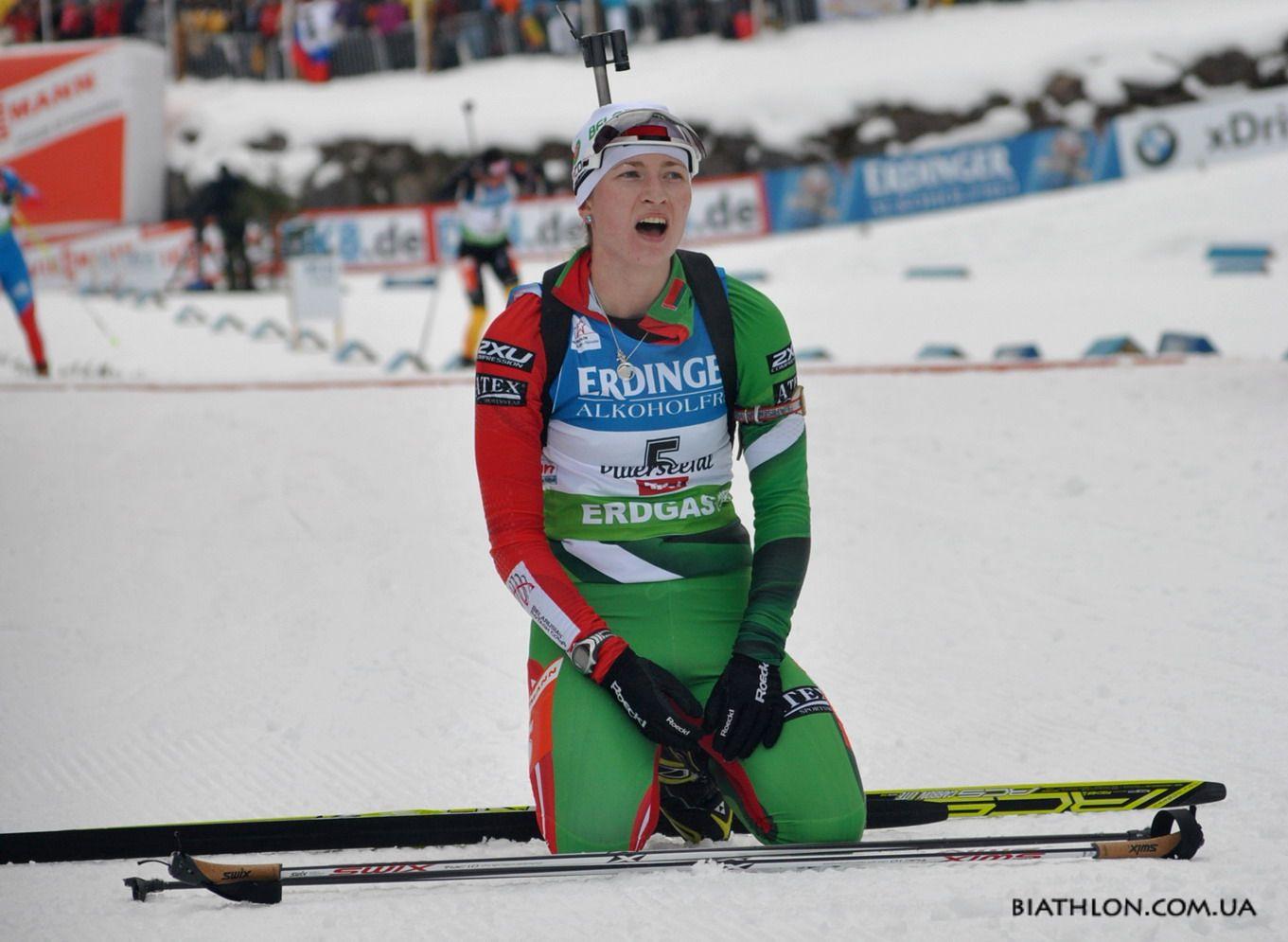 darya domracheva biatl243n atletas pinterest