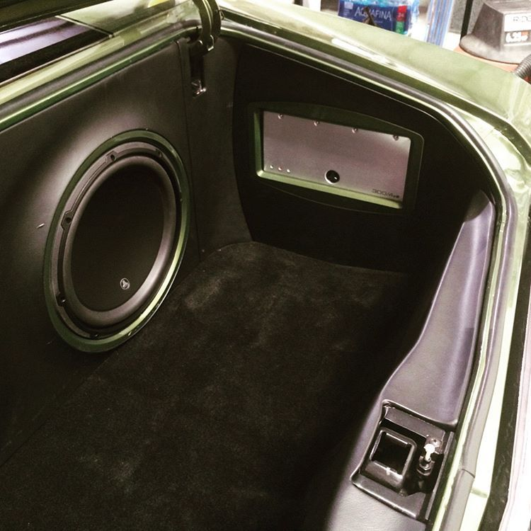 Old school install thread - Page 8 - Car Audio ...  Old School Car Audio Installs