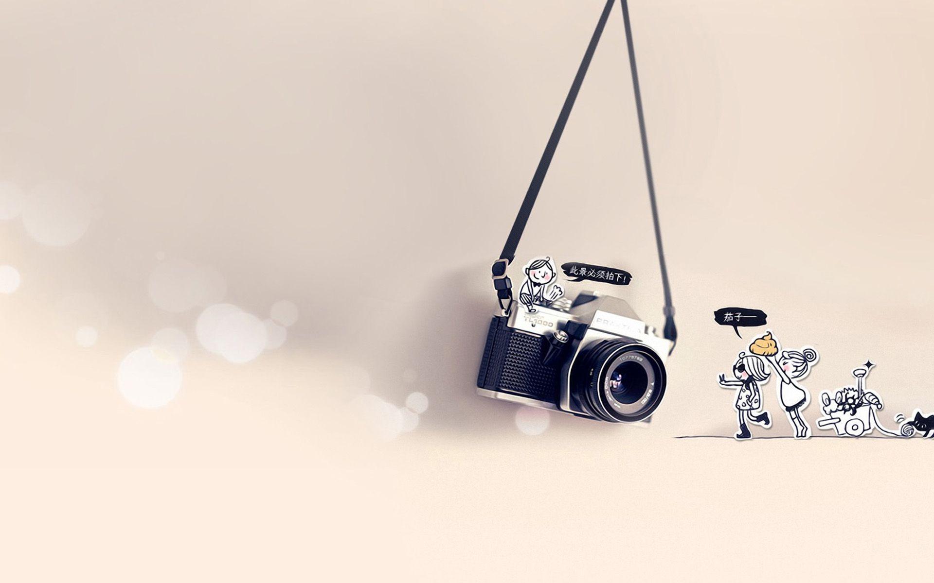 cute vintage camera wallpaper - photo #31