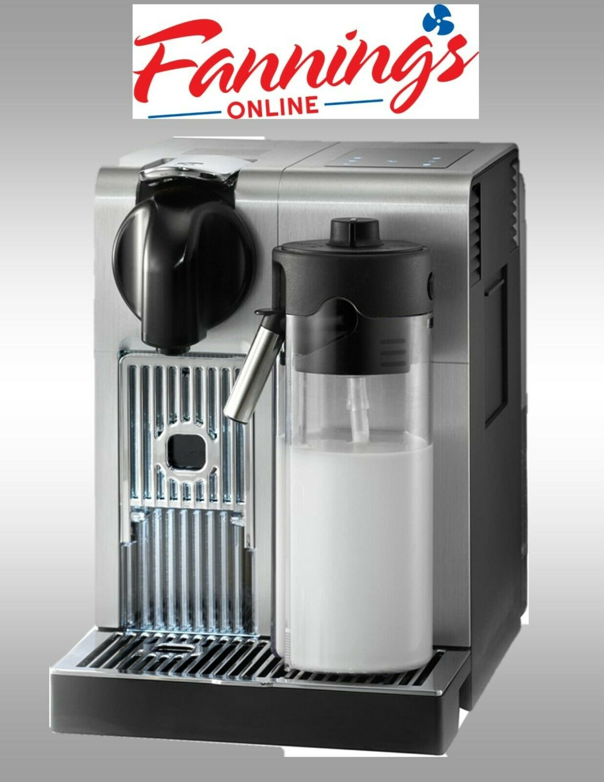 Nespresso DeLonghi America EN750MB Lattissima Pro Original