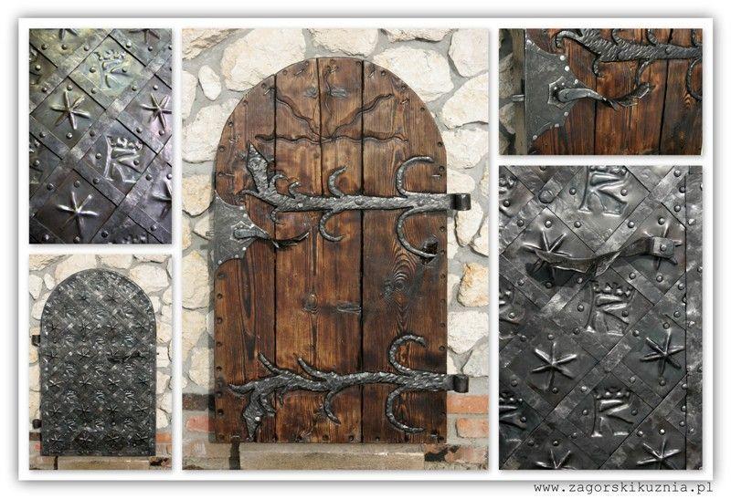Wooden, metal and steel doors