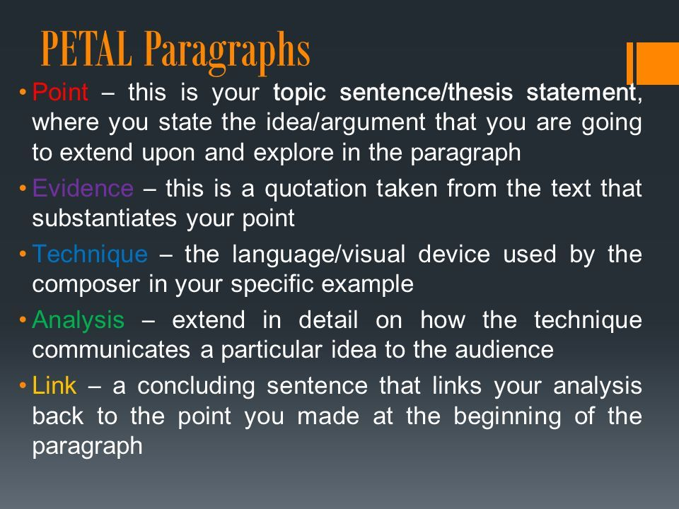 002 Image result for petal paragraph Learning ideas