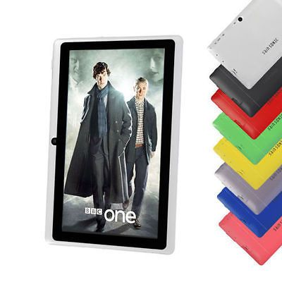 Ebay Angebot 7 Zoll 16G Bluetooth Android 4.4 Quad Core Pad 2x Kamera Wifi Tablet PC Pad WeißIhr QuickBerater