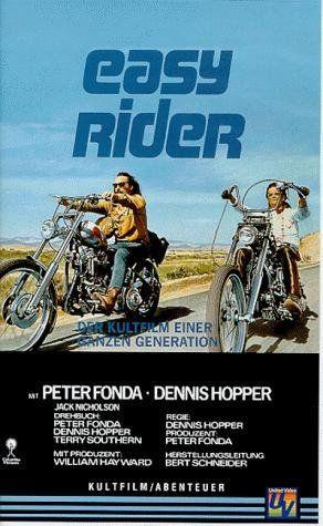 Canvas Wall Art 1969 Iconic Bike Movie Easy Rider